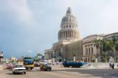 The Havana Capitol — Stock Photo