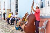 Cuban traditional music — Stock Photo