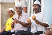 Cuban traditional music — Stock Photo