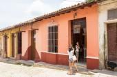 Cuban city — Stockfoto
