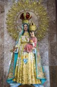 Our Lady of El Cobre, Catholic patroness of Cuba — Stock Photo
