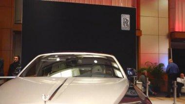 2015 Canadian International AutoShow in Toronto — Stok video