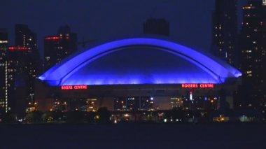 Rogers centre w toronto — Wideo stockowe