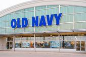 Old Navy Store Facade — Stock Photo