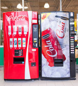 Carbonated Drinks Competion — Stock Photo