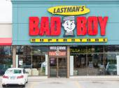 Mel Lastma's Bad Boy Superstore — Stock Photo