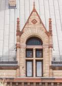 Old City Hall in Toronto, the building is Romanesque Revival Architecture — Stock Photo