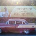 Постер, плакат: Pope Francis Visit to Cuba: Preparations