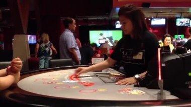 Black Jack Casino — Stock Video