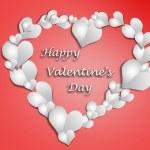 Happy Valentine's day — Stock Photo #63861035