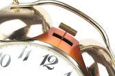Close up of an alarm clock — Stock Photo