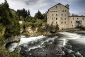 Old Mill Elora — Stock Photo