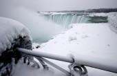 Kış Niagara Falls — Stok fotoğraf