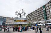 Square in Berlin — Stock Photo