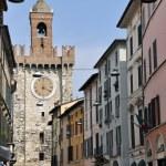 Torre della Pallata in Brescia, Italy — Stock Photo #79479060