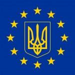 Coat of arms of Ukraine — Stock Vector #56899615