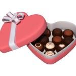 Valentine Heart Box — Stock Photo #61855973