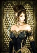 Fairytale Princess — Stock Photo