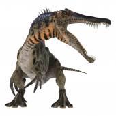 Dinosaur Spinosaurus — Stock Photo