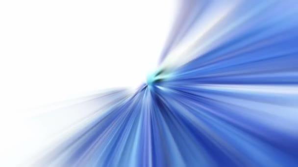 Blurred beams rotations — Vidéo