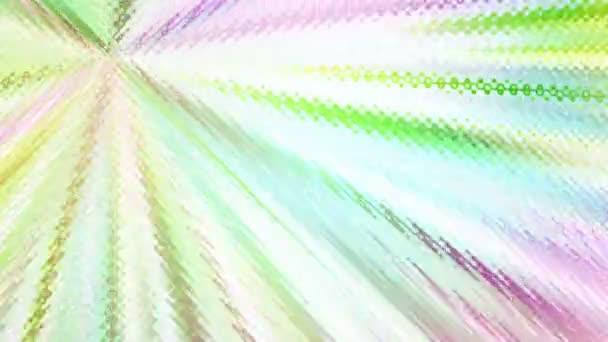 Animation abstraite — Vidéo