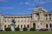 Hofburg Palace in Vienna, Austria — Stock Photo