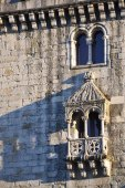 Detail of Belem Tower — Stock Photo