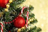 Christmas tree — Zdjęcie stockowe