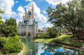 Disney Magic Kingdom — Stock Photo