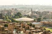 Aerial view of Cairo — 图库照片