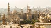 Mosque-Madrassa of Sultan Hassan — Stock Photo