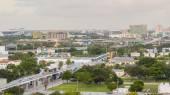 Aerial View of Downtown Miami — Stock Photo