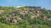Скалистые холмы Габороне — Стоковое фото