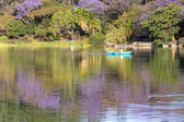 Babogaya Lake — Foto Stock