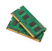 Computer memory. RAM — Foto de Stock