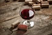 Wina archiwowane martwa — Zdjęcie stockowe
