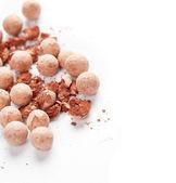 Powder ball — Foto de Stock