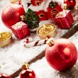 Christmas background — Stock Photo #59114999