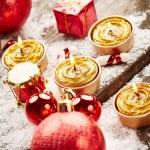 Christmas background — Stock Photo #59115021