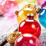 Christmas balls — Stock Photo #59115095