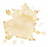 Stains of coffee — Stock Photo