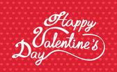 St. Valentine's day background — Stock Photo