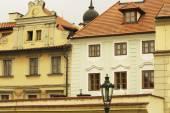 Parte da cidade velha de Praga — Fotografia Stock