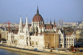 Parliament, Budapest, Hungary — Stock Photo