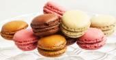 Macarons Cookies — Stock Photo