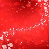 Abstract Hearts Background, St.Valentin's Day Concept — Φωτογραφία Αρχείου