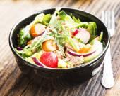 Tuna Salad with Vegetables — Stock Photo