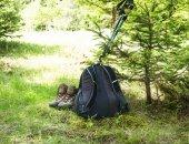Outdoor Hiking Equipment — Stock Photo