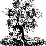 Fig Tree — Stock Vector #66874215