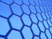 Graphene layer — Stock Photo